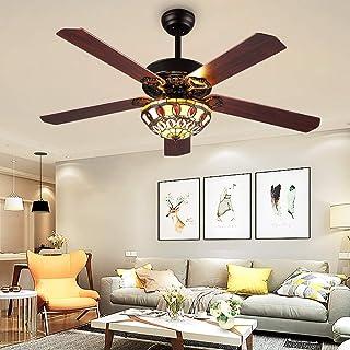 Mid Century Decorative Ceiling Fans Amazon Com