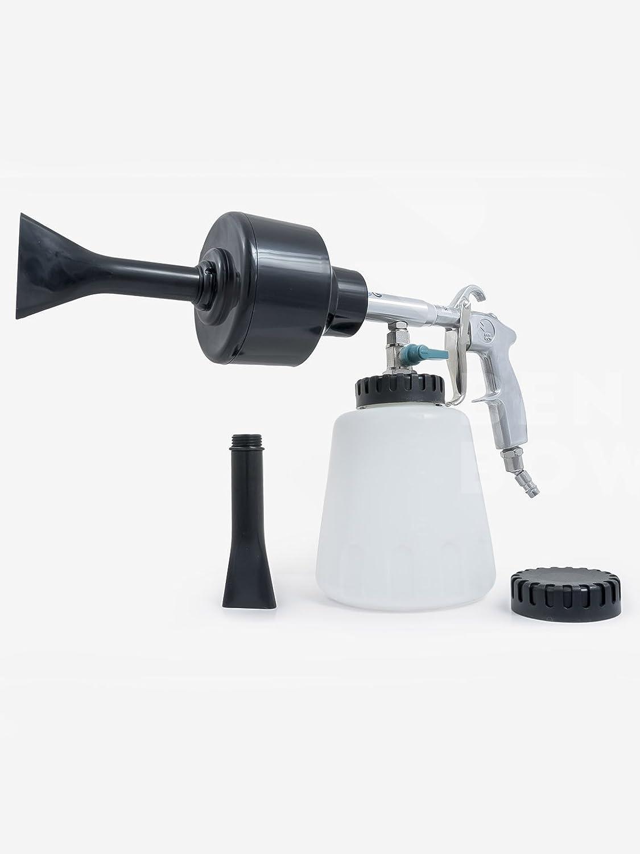 Ángulo de válvula de Benbow Foam Gun Pistola de limpieza espuma Cañón mejor calidad/Articulación giratoria Nuevo (105)