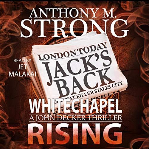 Whitechapel Rising: A Supernatural Horror Thriller cover art