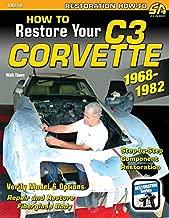 Corvette Book How to Restore Your C3 Corvette