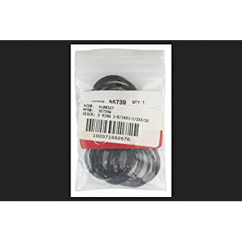 ORING 7//8 X 1-1//16X3//32 by LAVELLE INDUSTRIES MfrPartNo 35734W