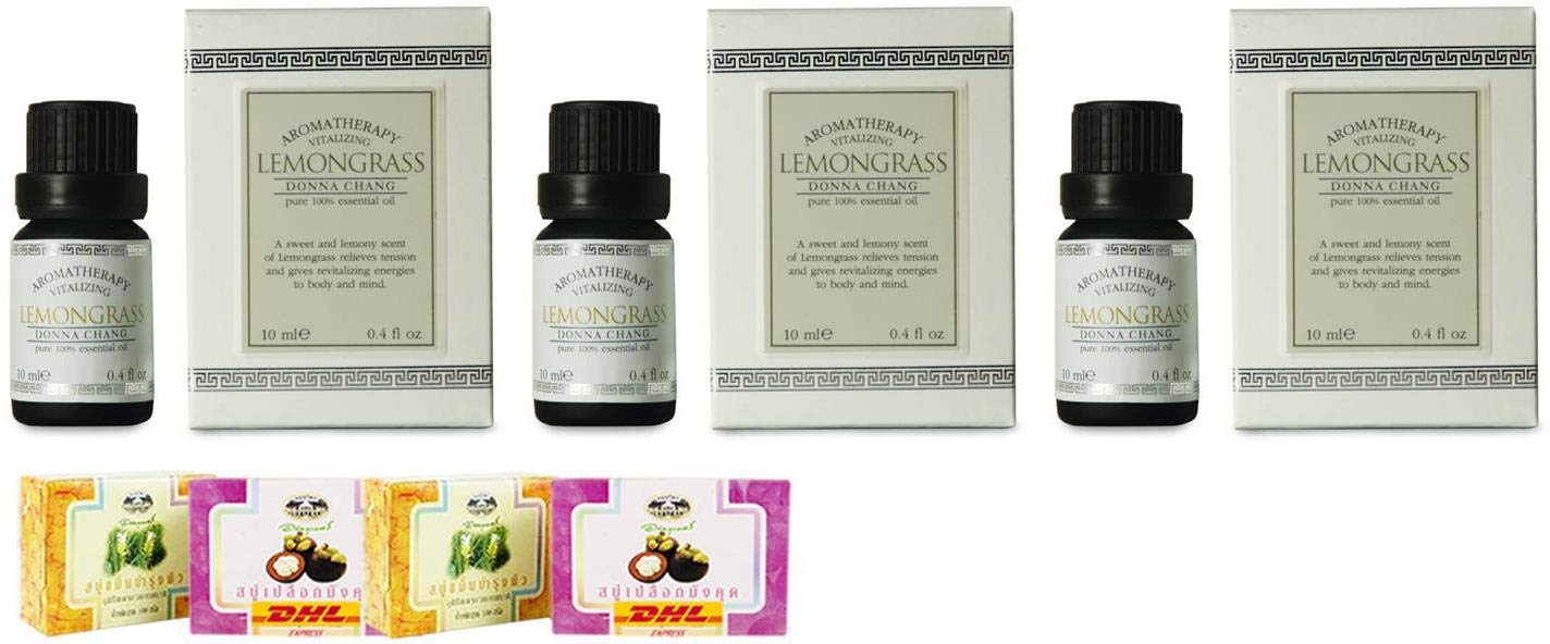 Value Packs DHL Express Donna Tucson Mall Essential Oil Lemongrass Chang 10M Great interest