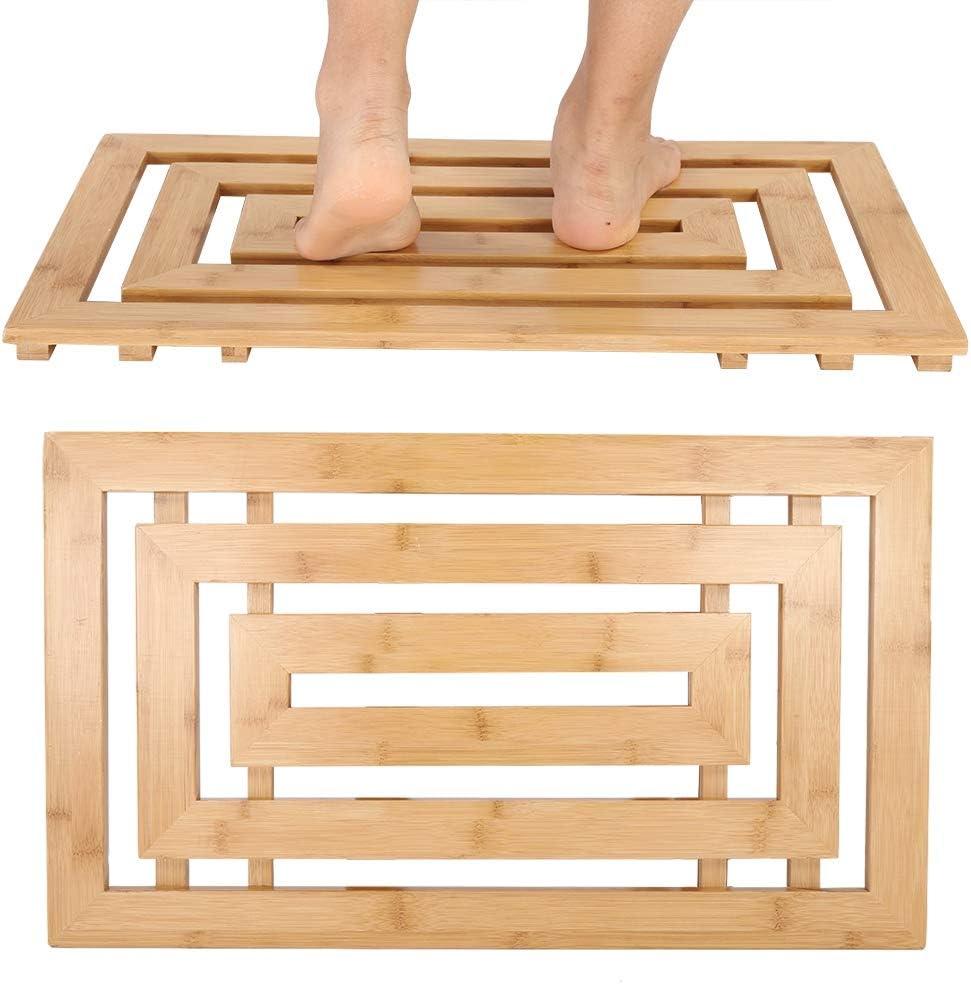 T-Day Bamboo Duckboard Max 82% OFF Anti-Slip Board Max 83% OFF Natural Duck Rectangular