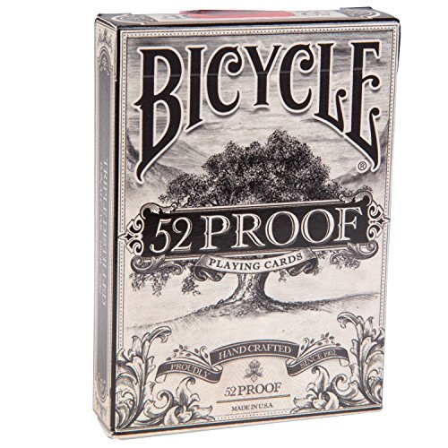 Ellusionist Bicycle 52 Proof Playing Cards - 1920's Prohibition Theme
