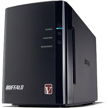 BUFFALO 72MB/s RAID対応 高速ネットワーク対応HDD (NAS) 4.0TB LS-WV4.0TL/R1