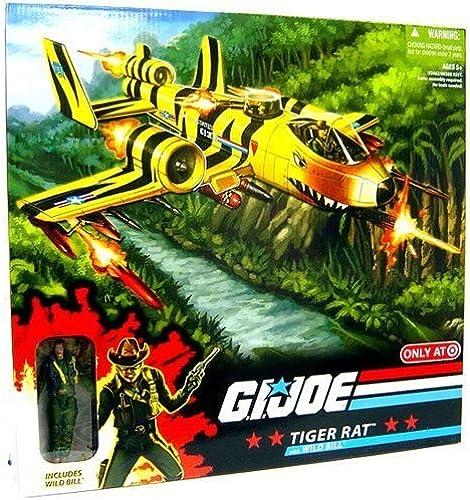 servicio considerado G.I. JOE Exclusive Deluxe Vehicle Vehicle Vehicle Tiger Rat with Wild Bill by G. I. Joe  tienda de bajo costo