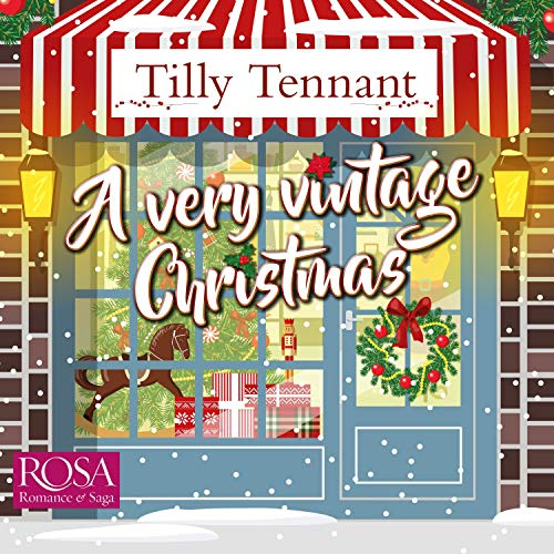 A Very Vintage Christmas Audiobook By Tilly Tennant cover art