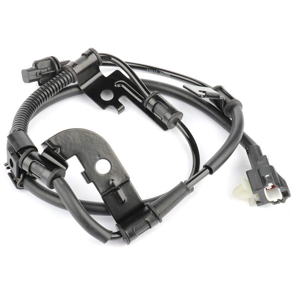 INEEDUP ALS1657 ABS wheel speed sensor ABS Sensor Compatible for 2006-2011 Hyundai Azera