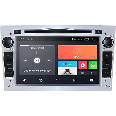 Hizpo Android 10 Autoradio Dvd Player Mit Bluetooth Elektronik
