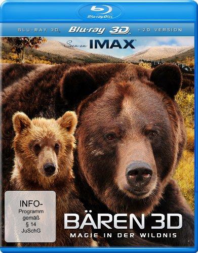 Seen on IMAX 3D: Bären - Magie in der Wildnis [3D Blu-ray]