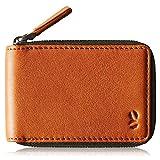 Octovo Birdcage Leather Wallet | Chestnut W01-001-CHU