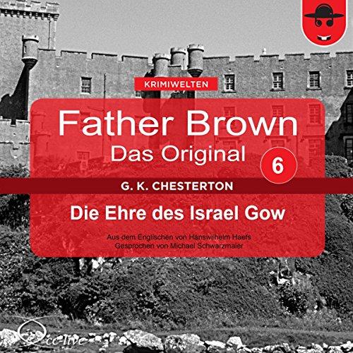 Page de couverture de Die Ehre des Israel Gow