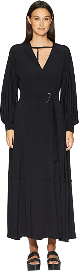 Maesta 3/4 Sleeve Dress