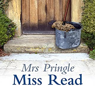 Mrs Pringle cover art