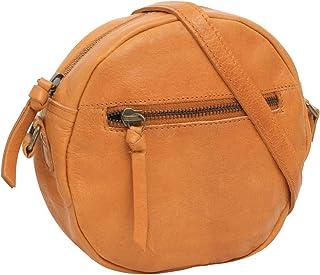 Gusti Umhängetasche Leder - Tanja Handtasche Schultertasche kleine Tasche Stadttasche Ledertasche Vintage Leder