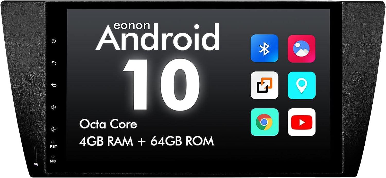 eonon GA9465D Android 10 Car Stereo for BMW E90 E91 E92 E93 (2005~2011) 9