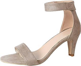 Geilisungren Damen Sandalen High Heels Stiletto Sandalette Elegante Damenschuhe Schuhe Party Braut Schuhe Spitz Sandalen D...