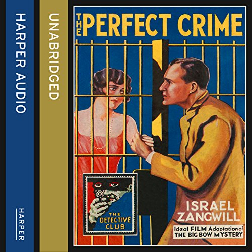 The Perfect Crime: The Big Bow Mystery cover art
