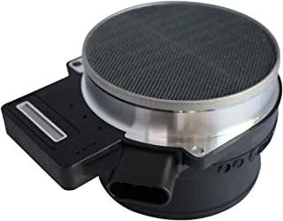 Mass Air Flow Sensor Meter Compatible for Chevy Silverado GMC Sierra MAF Sensor Replace 25318411 25168491 AF10043 (5 Prong)