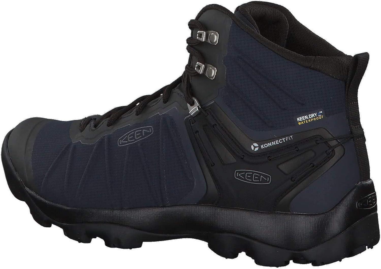 KEEN Mens Venture Mid Wp Hiking Boot