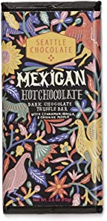 Seattle Chocolates - Mexican Hot Chocolate Truffle Bar - 2.5oz