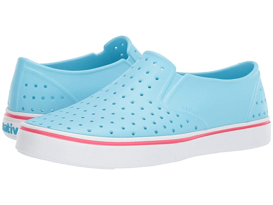 Native Shoes Miles (Hamachi Blue/Shell White) Athletic Shoes