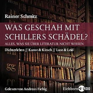 Was geschah mit Schillers Schädel? Titelbild