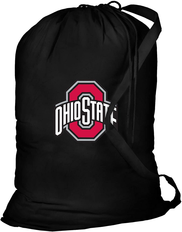 Ohio State University Laundry Bag OSU Buckeyes Clothes Bags