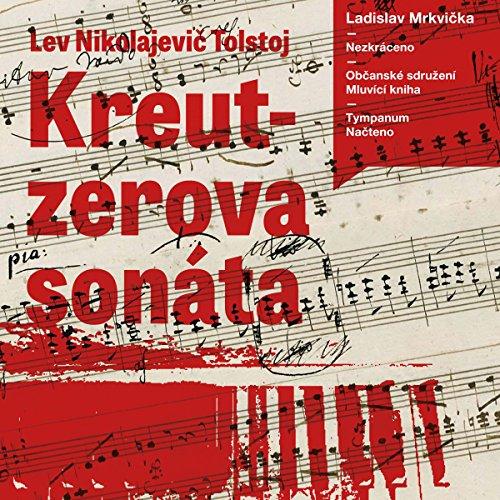 Kreutzerova sonáta audiobook cover art