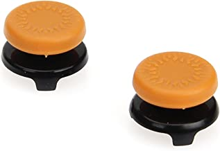 AmazonBasics Xbox One Controller Thumb Grips - 2-Pack, Orange