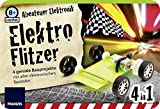 SmartKids Abenteuer Elektronik: Elektroflitzer: 4 geniale Bauprojekte mit allen elektronischen...