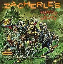 Zacherle's Monster Gallery Limited Orange & Green