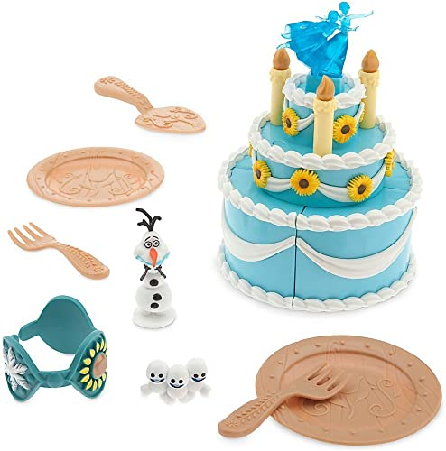 Disney Frozen Anna Birthday Cake Playset by Disney Frozen