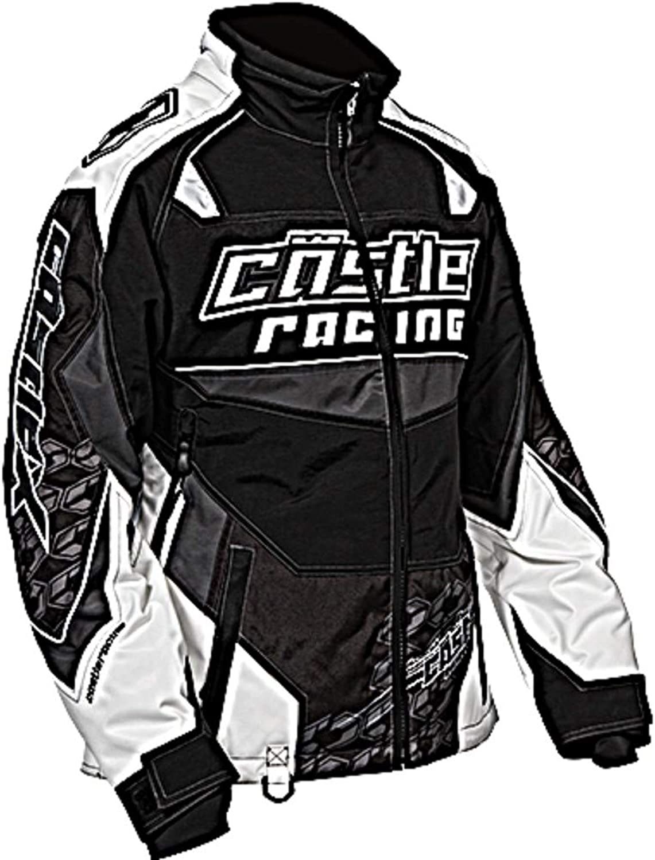 Castle X Jacket  Women Bolt g2 White Large