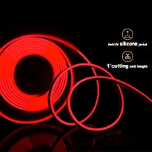red led rope light 12v