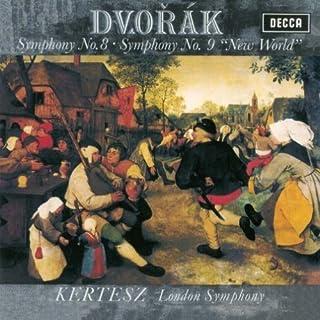 ドヴォルザーク:交響曲第9番「新世界より」&第8番