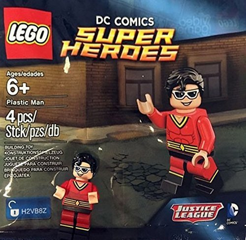 Lego Plastic Man Minifigure Exclusive Polybag 5004081 by LEGO
