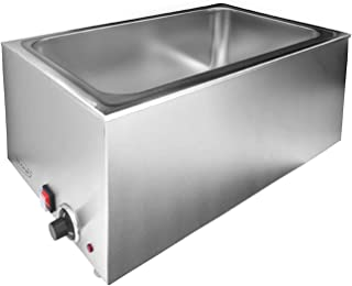 Zica ZCK165A Commercial Stainless Steel Electrical Food Warmer Bain Marie