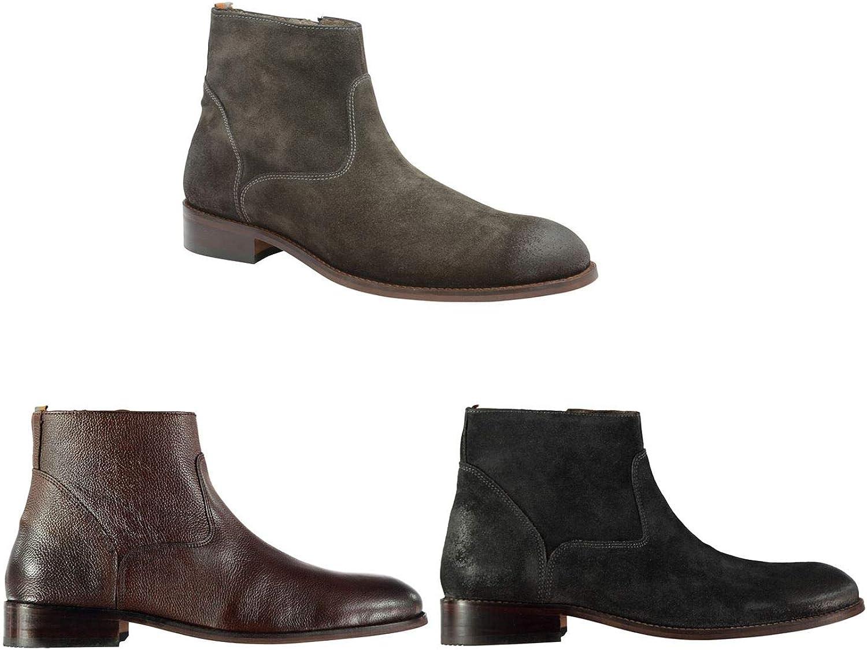 Frank Wright Hardin Chelsea Boots Mens Ankle Cut shoes Footwear