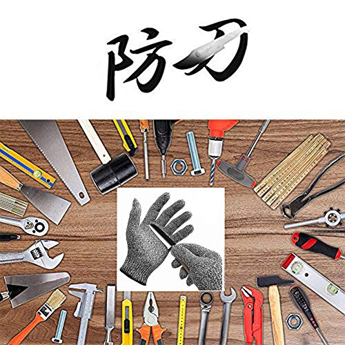 『軍手 防刃 防刃手袋 作業用 手袋 作業グローブ 切れない手袋 耐切創手袋』の1枚目の画像