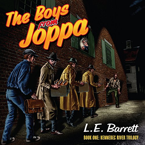 The Boys from Joppa audiobook cover art