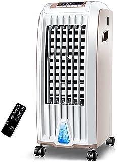 Luftkylare avdunstning med fjärrkontroll, bärbar personlig luftkonditionering 3 lufthastigheter & 3 lägen & 7,5 H timing, ...