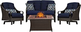 hanover fire pit kit
