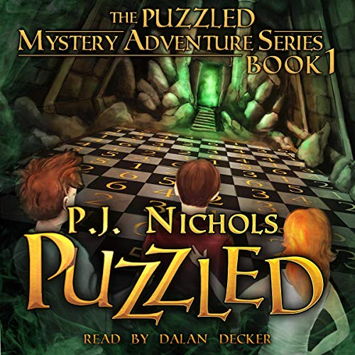 Puzzled audiobook cover art