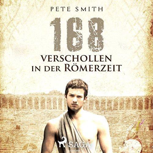 168 - Verschollen in der Römerzeit cover art