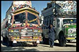 512032 City Bus Karachi Pakistan A4 Photo Poster Print 10x8