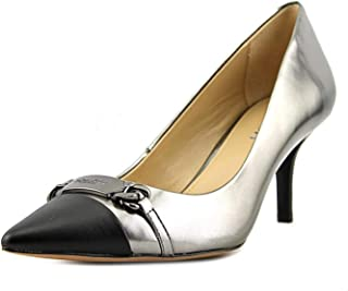 Coach Womens Lauri Pointed Toe Classic Pumps US