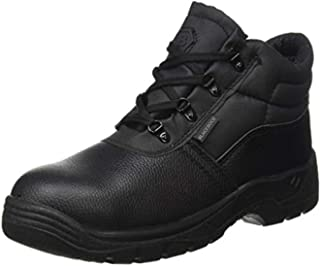 Blackrock SF02 Safety Chukka Boot SB-P SRC, Black, 8 UK (42 EU)