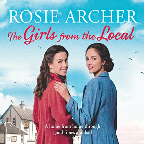 The Girls from the Local audiobook cover art