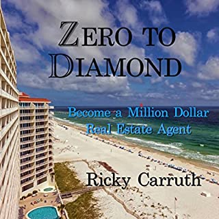 Zero to Diamond audiobook cover art